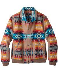 Pendleton Coho Jacket - Blue