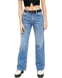 Free People Jeans Laurel Canyon Flare - Bleu
