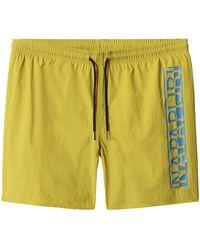 Napapijri Pantaloncini da Bagno Victor - Multicolore