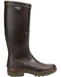Aigle Parcours 2 Wellington Boots - Black