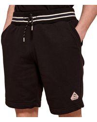 Pyrenex Mael Unbrushed Shorts - Black