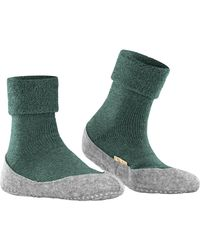 FALKE Cosyshoe Slippers - Green