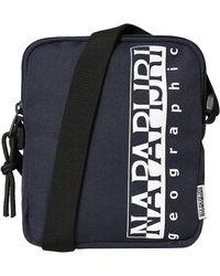 Napapijri Happy Cross S 2 Messenger Bag - Black