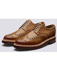 Grenson Archie Dress Shoes - Braun