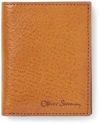 Oliver Sweeney Ayre Wallet - Brown