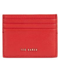 Ted Baker Solen Card Holder - Orange