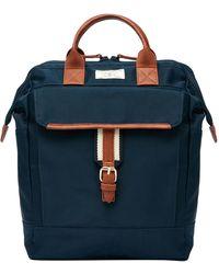 Joules Wells Cross Backpack - Blue