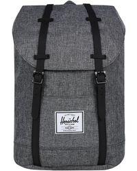 Herschel Supply Co. Herschel Retreat Rucksack - Schwarz