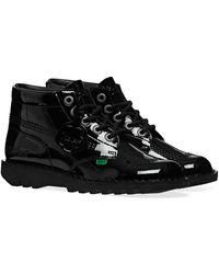 Kickers Kick Hi Classic Boots - Black