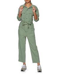 Levi's Surplus Jumpsuit - Green
