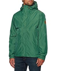 Timberland Coupe-vent Outdoor Heritage Packable Shell - Vert