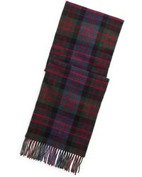 Polo Ralph Lauren Écharpe Recycled Wool Plaid - Rouge