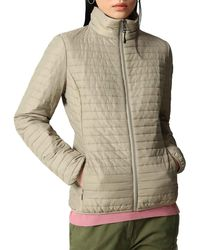 Napapijri Acalmar Quilted Jacket - Mettallic