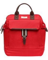 Joules Wells Cross Backpack - Red