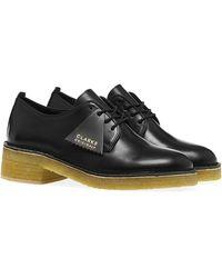 Clarks Maru London Nette Schoenen - Zwart