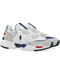 Polo Ralph Lauren Athletic Shoes - White