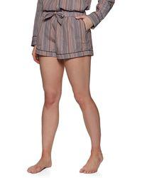 Paul Smith Multistripe Shorts Nightwear - Multicolour