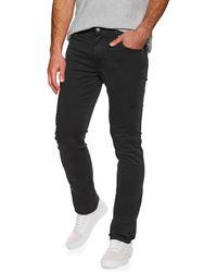 Levi's Jeans 511 Slim Fit - Noir
