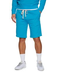 Polo Ralph Lauren The Cabin Fleece Laufshorts - Blau