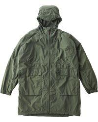 Gramicci Veste Packable Big Mountain Coat - Vert