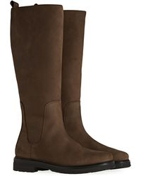 Timberland Hannover Hill Tall Boot Stiefel - Braun