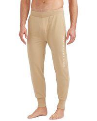 Polo Ralph Lauren Loungewear Bottoms Jogger Sleep - Neutre