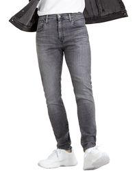 Levi's Jeans 512 Slim Taper Fit - Gris