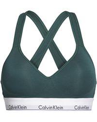 Calvin Klein Lift Bralette BH - Grün