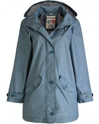 Seasalt - St Michaels Ladies Raincoat - Lyst