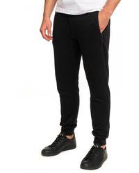 Armani Exchange Casual Joggers - Black