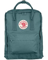 Fjallraven Kanken Classic Backpack - Green