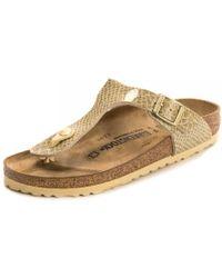 Birkenstock - Gizeh Bf Womens Sandals - Lyst