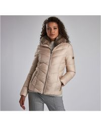 Barbour Nurburg Quilted Womens Jacket - Multicolor