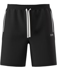 BOSS by Hugo Boss Mix&match Shorts Loungewear Shorts - Black