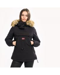 Napapijri Womens Skidoo Wom Ef 2 Jacket - Black