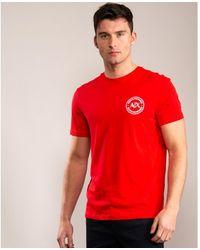 Armani Exchange T-shirt - Red
