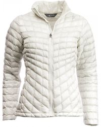 05a2fa4a0 Thermoball Zip Womens Jacket - Gray