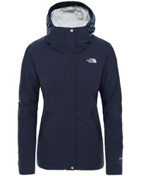 The North Face Inlux Insulated Womens Jacket - Blue