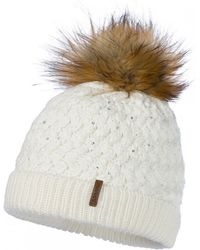 Schoffel Knitted Hat Amiensi - White