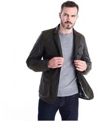 Barbour Icons Beacon Sport Mens Jacket - Green
