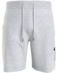 Tommy Hilfiger Essential Tommy Men Sweatshorts - Grey