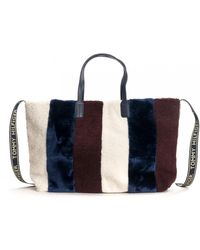 Tommy Hilfiger Womens Iconic Tommy Tote Co - Multicolour