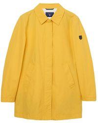 GANT - Spring Mac Womens Coat - Lyst