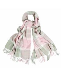 Barbour Hailes Tartan Wrap - Multicolour