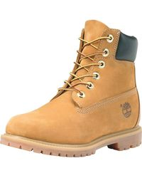 Timberland 6 Inch Premium Waterproof Boots - Multicolour