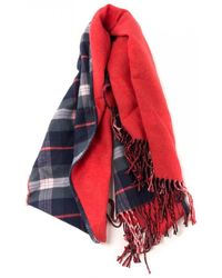 Joules Wilstow Scarf - Blue