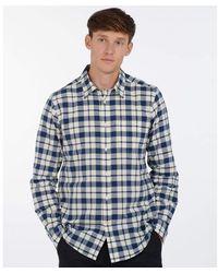 Barbour Sealton Shirt - Blue