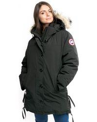 Canada Goose Dawson Ladies Parka - Black