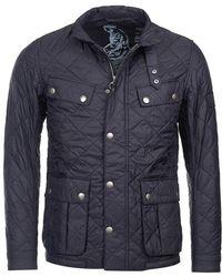 Barbour | Ariel Mens Quilt Jacket | Lyst