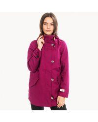 Joules Coast Mid Womens Jacket A/w - Multicolour